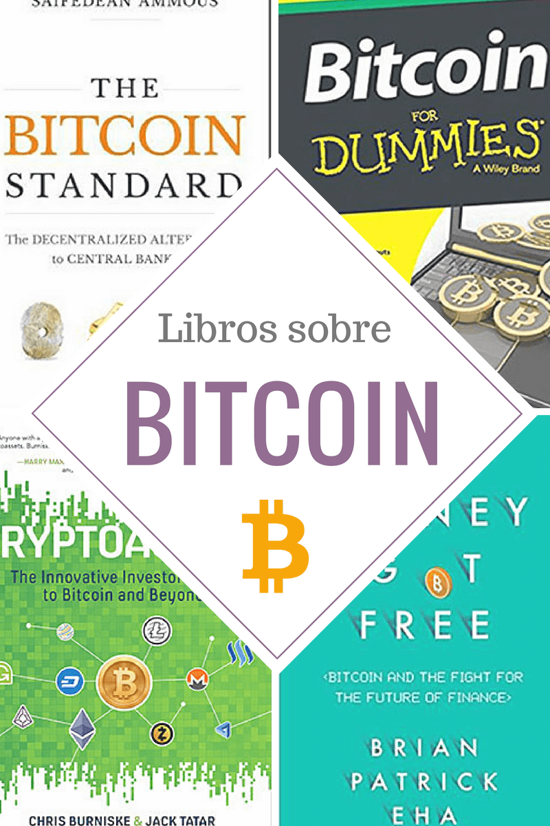 libros sobre bitcoin