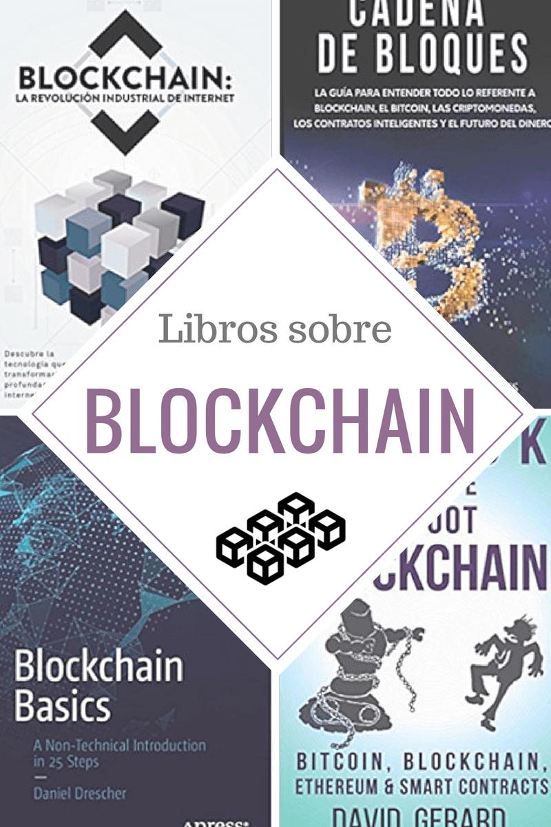 libros sobre blockchain